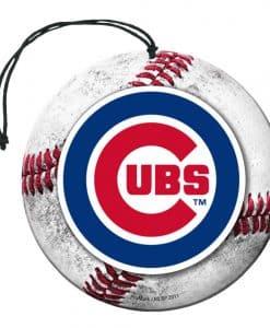 Chicago Cubs Air Freshener Set - 3 Pack