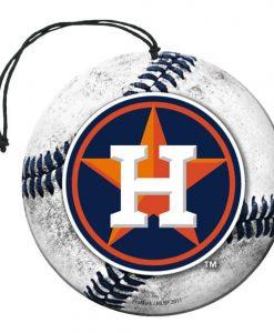 Houston Astros Air Freshener Set - 3 Pack