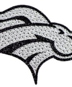 Denver Broncos Bling Auto Emblem