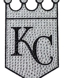 Kansas City Royals Bling Auto Emblem