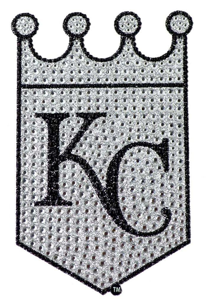 Kansas City Royals Bling Auto Emblem