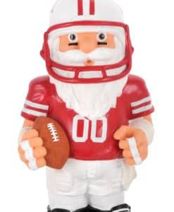 "Wisconsin Badgers Garden Gnome - 11"" Throwback"