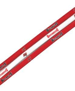 Tampa Bay Buccaneers Elastic Headbands