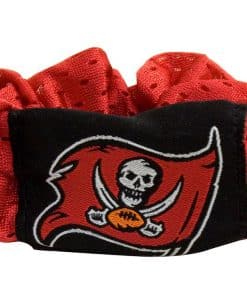 Tampa Bay Buccaneers Hair Twist Ponytail Holder