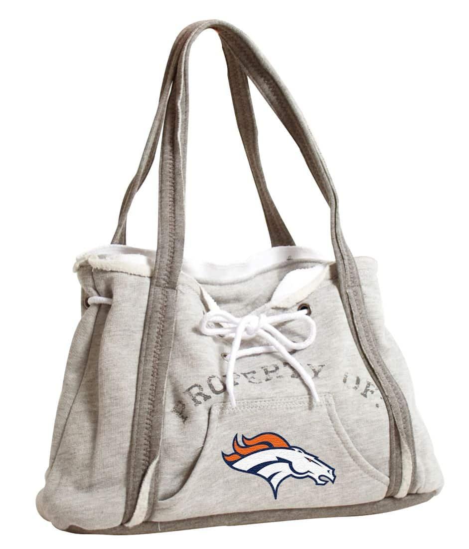 Denver Broncos Hoodie Purse