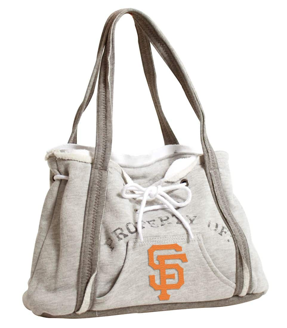 San Francisco Giants Hoodie Purse