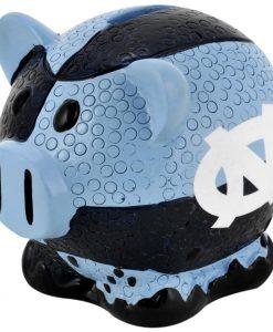 North Carolina Tar Heels Piggy Bank - Thematic Small