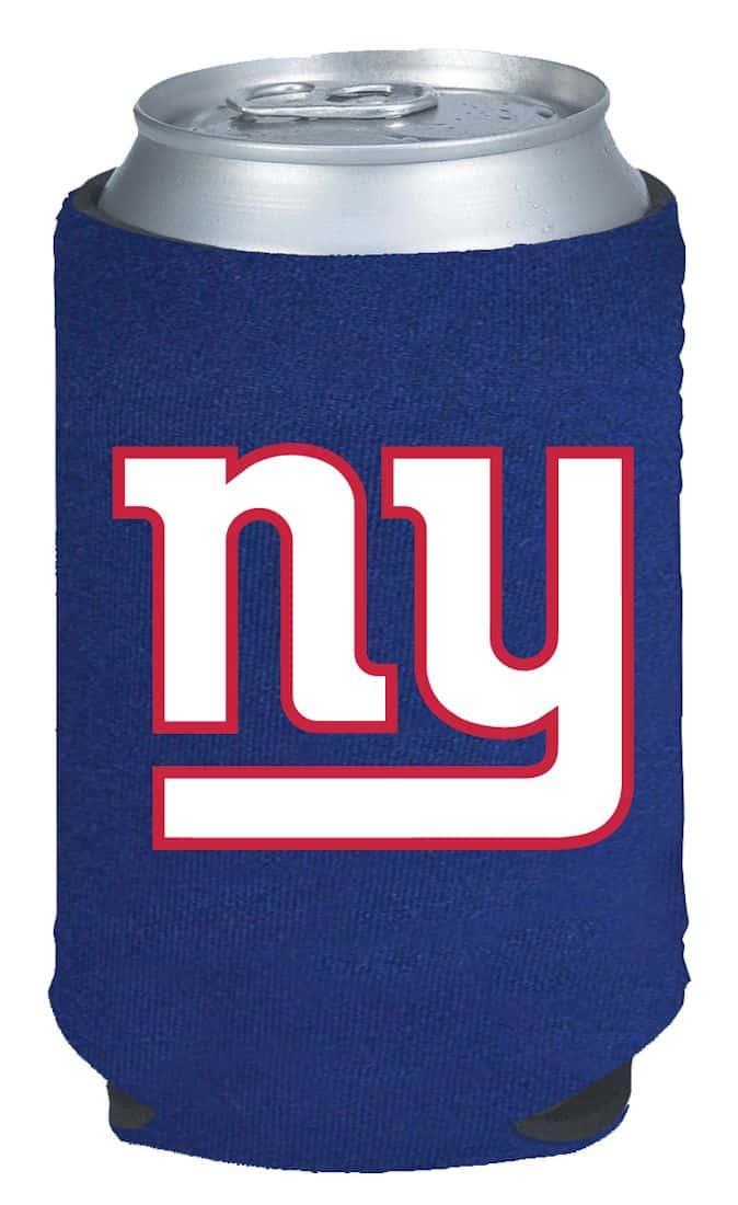 New York Giants Kolder Kaddy Can Holder