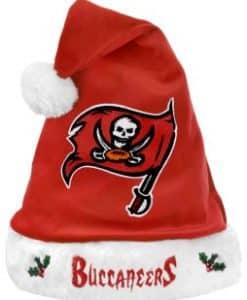 Tampa Bay Buccaneers 2012 Santa Hat