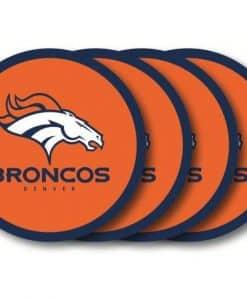 Denver Broncos Coaster Set