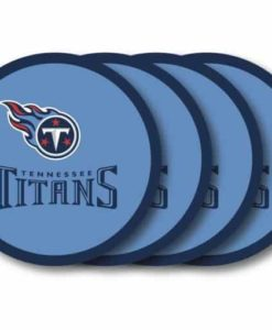 Tennessee Titans Coaster Set - 4 Pack