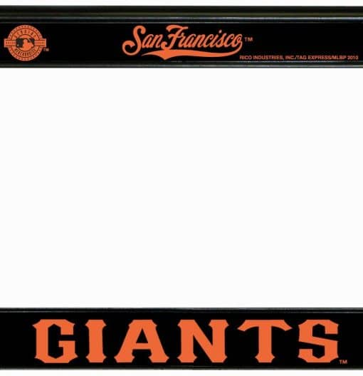 Sf giants world series license plate frame / Best movies 2012 reddit