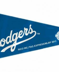 Los Angeles Dodgers Mini Pennants - 8 Piece Set