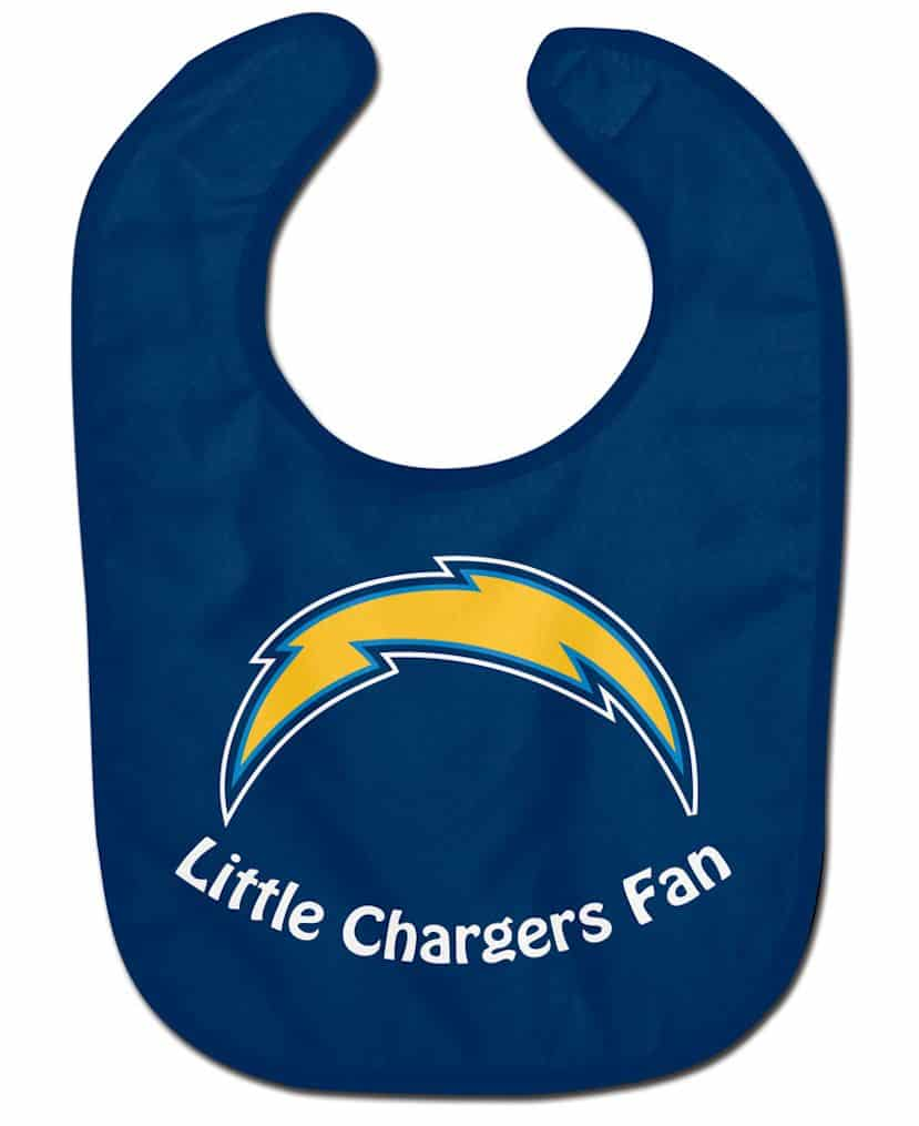 San Diego Chargers Fan Site: San Diego Chargers Baby Bib