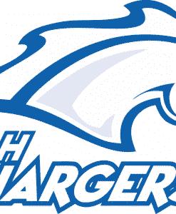 Alabama-Huntsville Chargers Gear