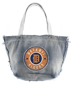 Detroit Tigers Retro Tote