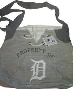 Detroit Tigers Hoodie Sling Purse