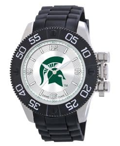 MSU Mens Quartz Analog Beast Watch
