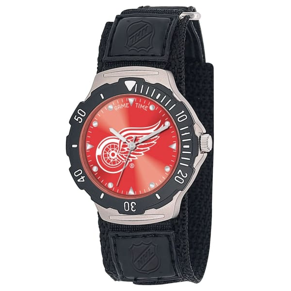 Detroit Red Wings Velcro Watch