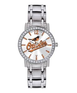 Baltimore Orioles Ladies Quartz Analog All Star Watch