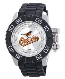 Baltimore Orioles Mens Quartz Analog Beast Watch