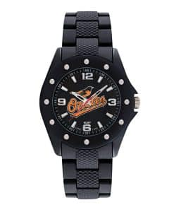Baltimore Orioles Mens Quartz Analog Breakaway Watch