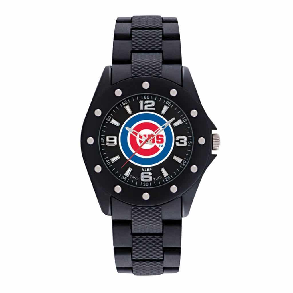 Chicago Cubs Mens Quartz Analog Breakaway Watch