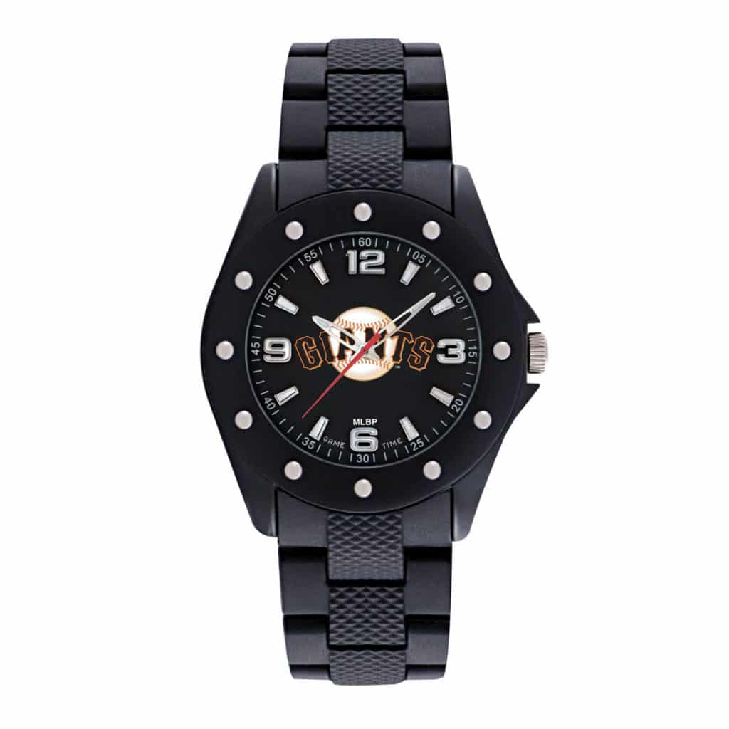 San Francisco Giants Mens Quartz Analog Breakaway Watch