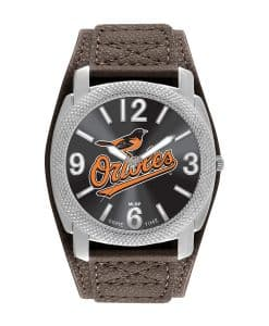 Baltimore Orioles Mens Quartz Analog Defender Watch