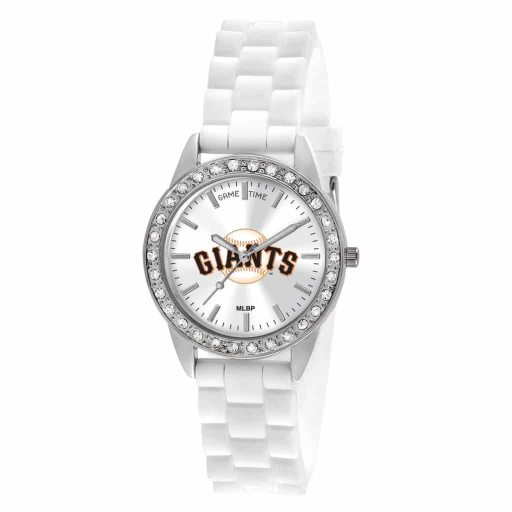 San Francisco Giants Ladies Quartz Analog Frost Watch