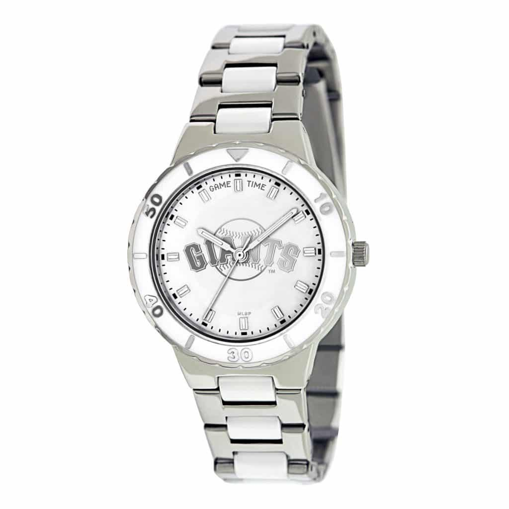 San Francisco Giants Ladies Quartz Analog Pearl Watch