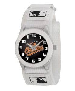 Baltimore Orioles Unisex Quartz Analog Rookie Watch