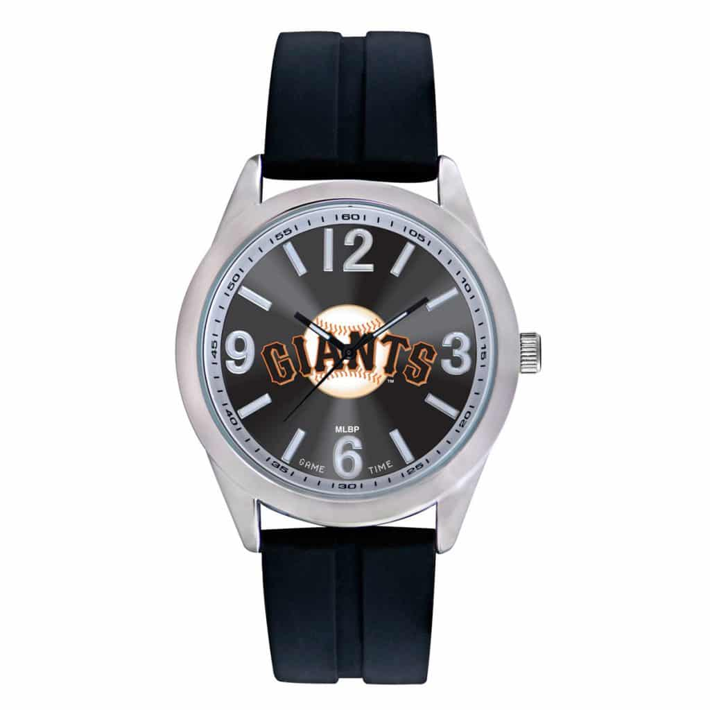 San Francisco Giants Mens Quartz Analog Varsity Watch