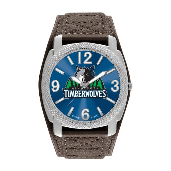 Minnesota Timberwolves Watches