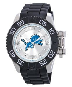 Detroit Lions Mens Quartz Analog Beast Watch