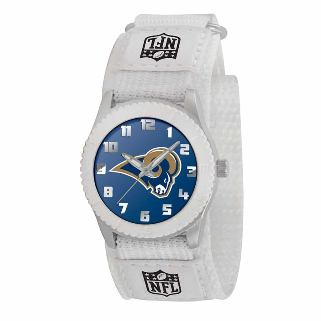 St. Louis Rams Unisex Quartz Analog Rookie Watch