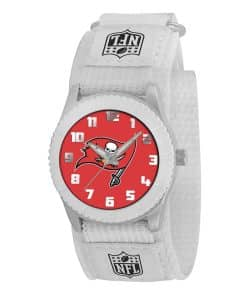 Tampa Bay Buccaneers Unisex Quartz Analog Rookie Watch