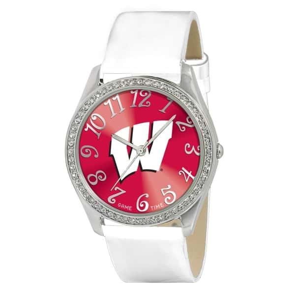 Wisconsin Badgers Watches