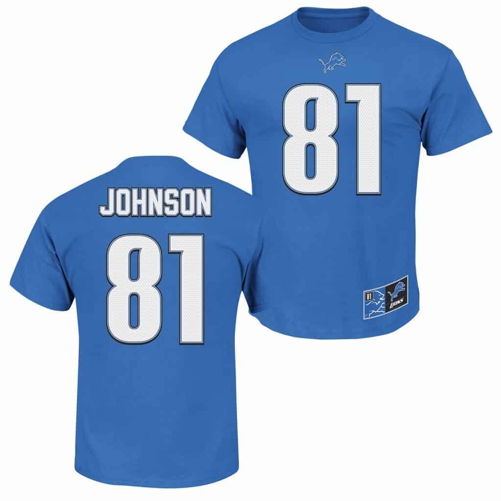 Calvin Johnson T-Shirt