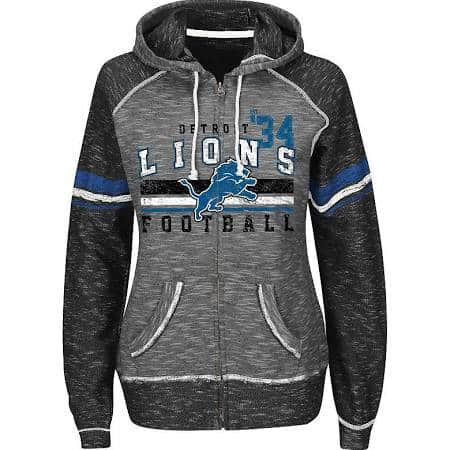Detroit Lions Women S Apparel