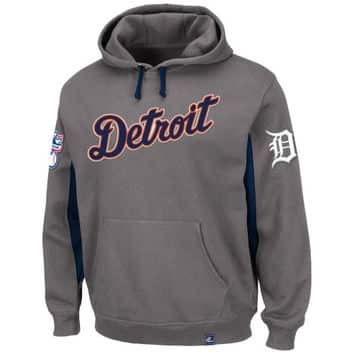 Detroit Tigers Major Play Hoodie