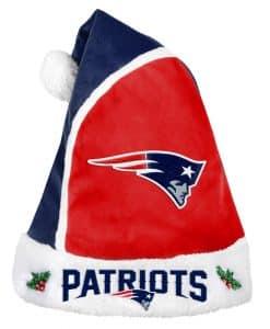Patriots Santa Hat