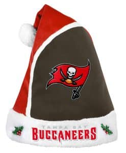 Tampa Bay Buccaneers 2015 Christmas Santa Hat