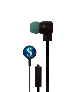 Seattle Mariners Big Logo Ear Buds