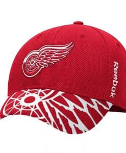 Detroit Red Wings Draft Flex Fit Hat