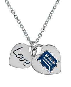 Detroit Tigers Love Necklace