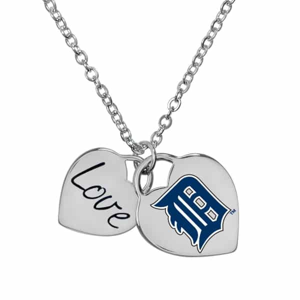 Detroit Tigers Love Necklace