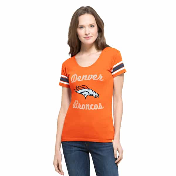 Denver Broncos Orange Off Campus Shirt
