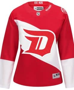 Detroit Red Wings Womens Stadium Series Jersey