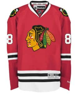 Kane Chicago Blackhawks Premier Home Jersey Front